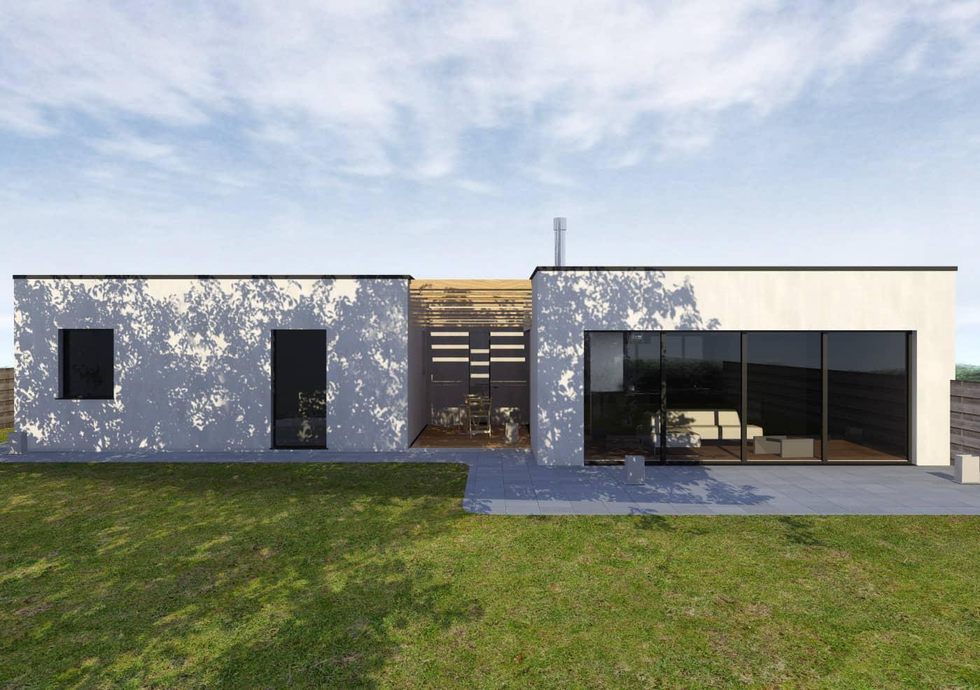 maison bbc a saint sauveur de landemont - Maison individuelle BBC à Landemont (49)