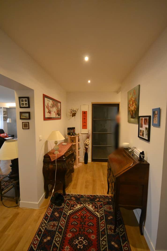Nantes bd schuman1 - Rénovation complète d'un appartement à Nantes (44)