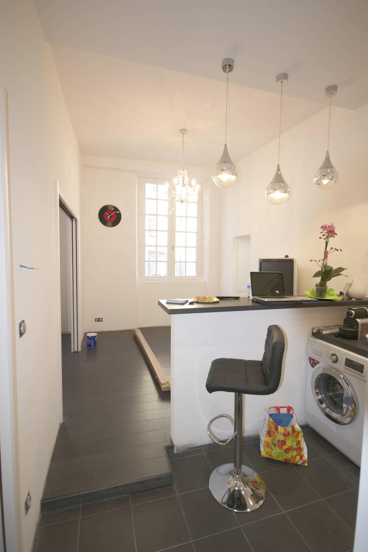Rénovation d'un appartement au cœur de ville de Nantes