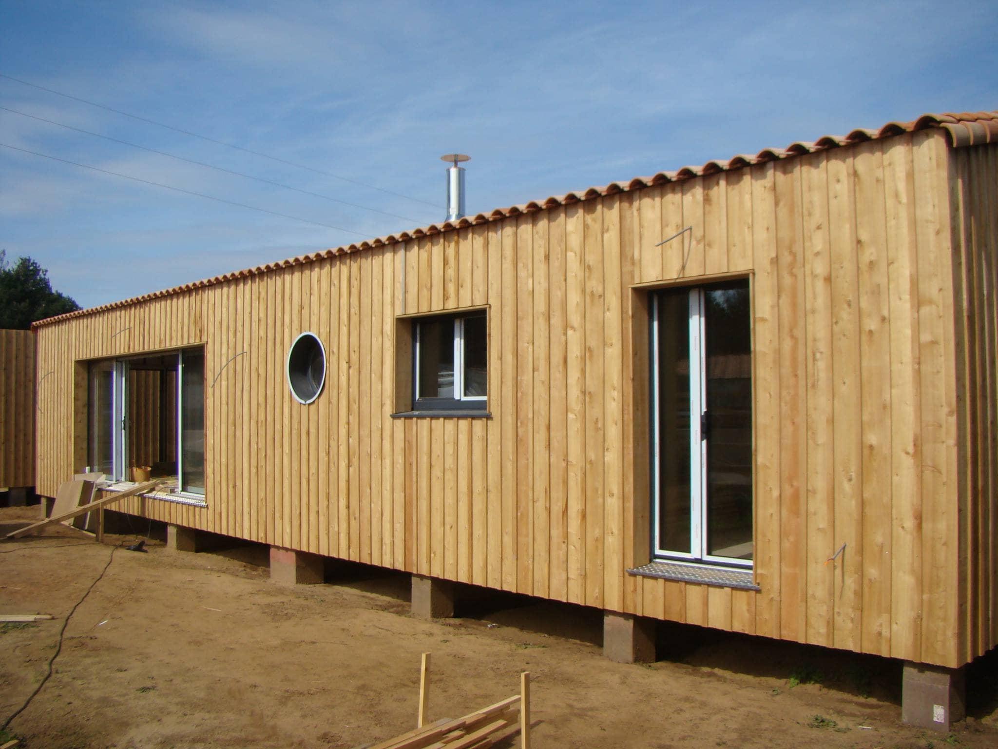 11073053 1027860393894793 214647438750835339 o - Maison passive en ossature bois bois à Talmont Saint Hilaire (85)
