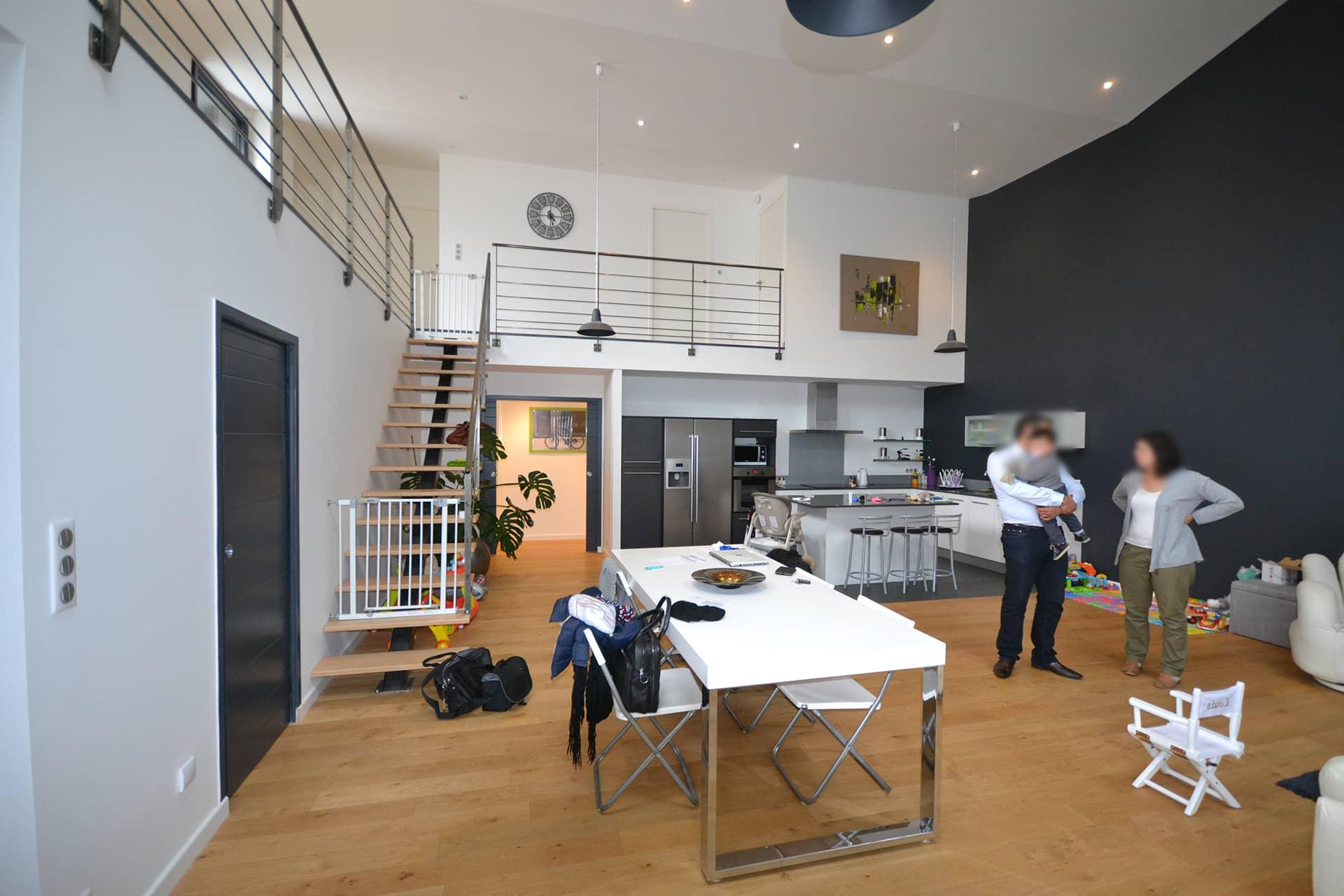 loft proche de nantes 44. Black Bedroom Furniture Sets. Home Design Ideas
