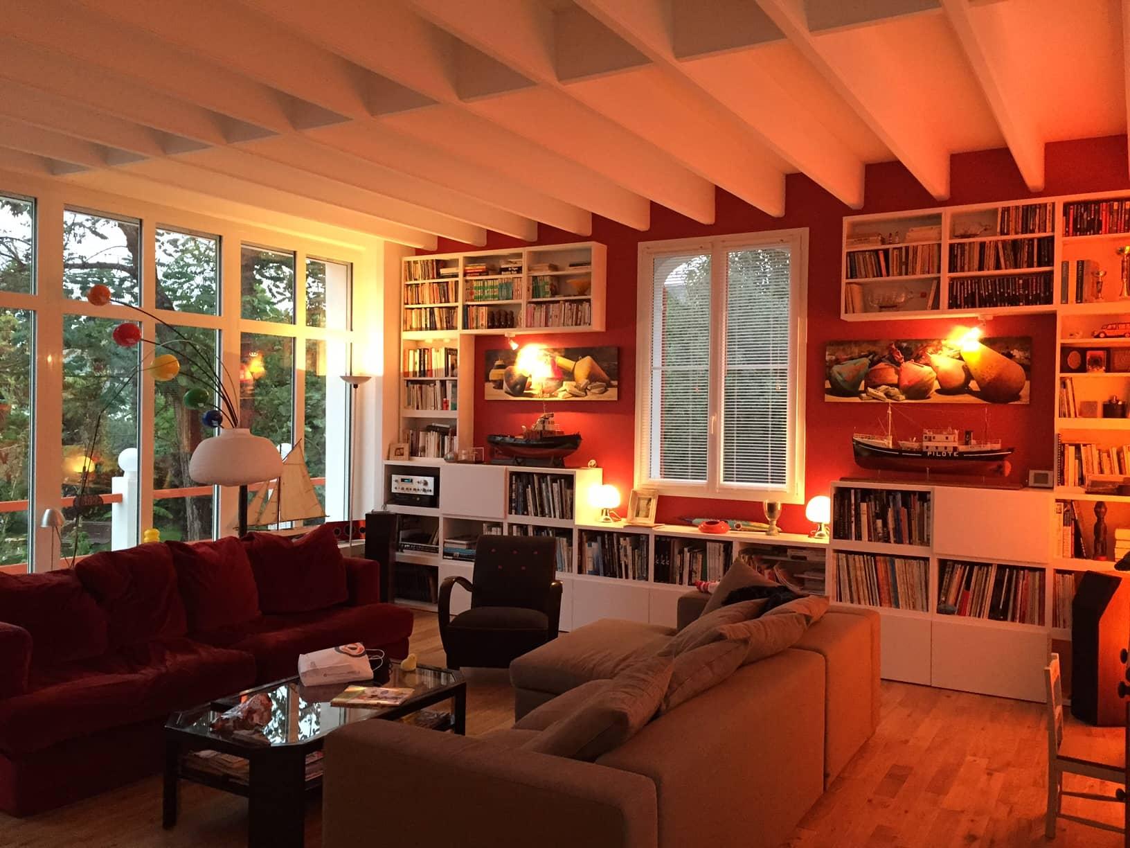 IMG 0149 - Extension d'une maison de vacances à Piriac sur Mer (44)
