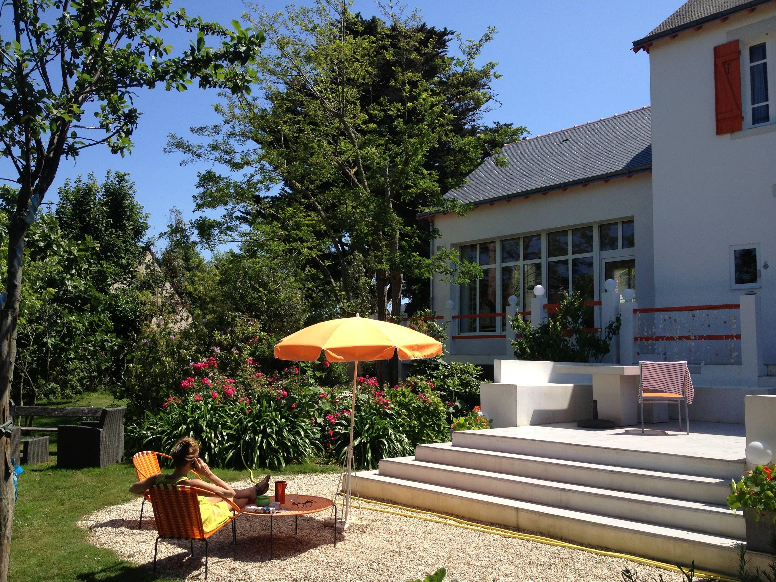 Extension d'une maison de vacances à Piriac sur Mer (44)
