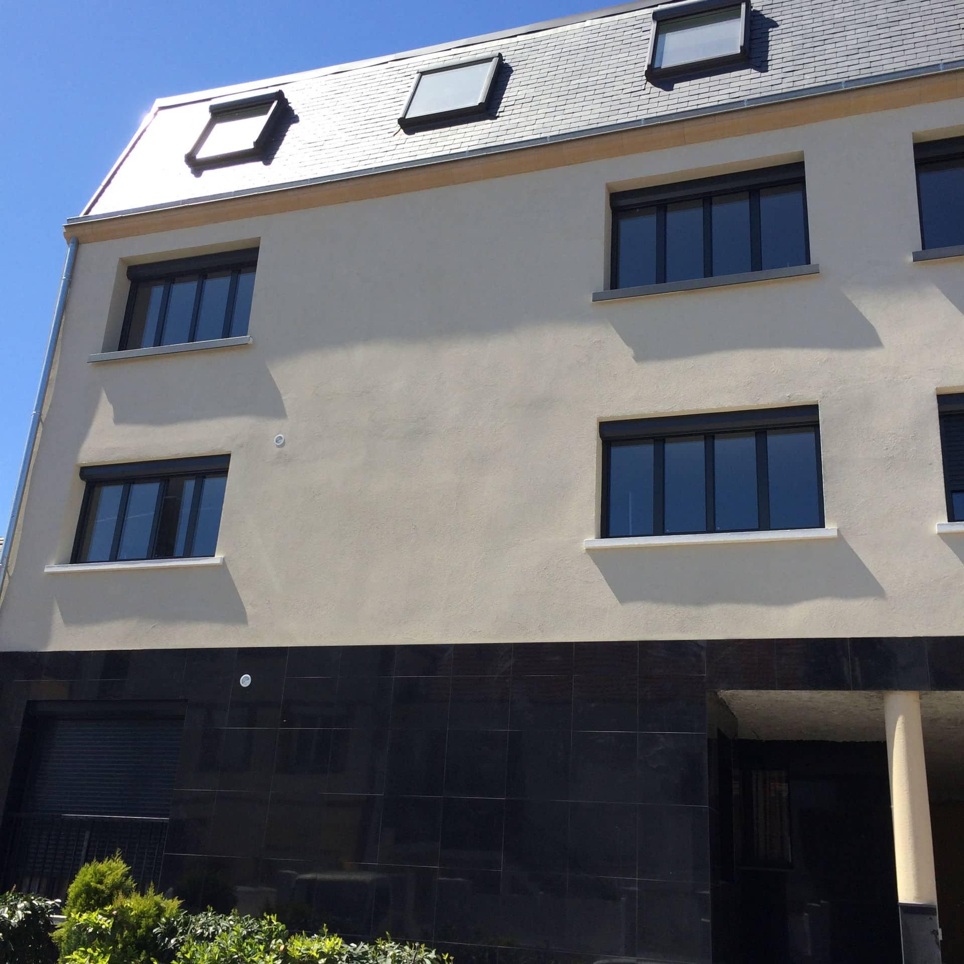 M Drahi immeuble Clamart Pixela2 - Etude, permis de construire et consultation des entreprises Clamart (92)