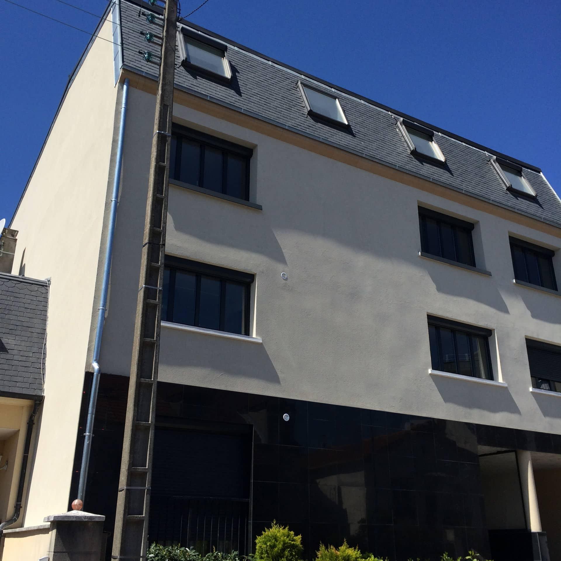 immeuble clamart pixela - Etude, permis de construire et consultation des entreprises Clamart (92)