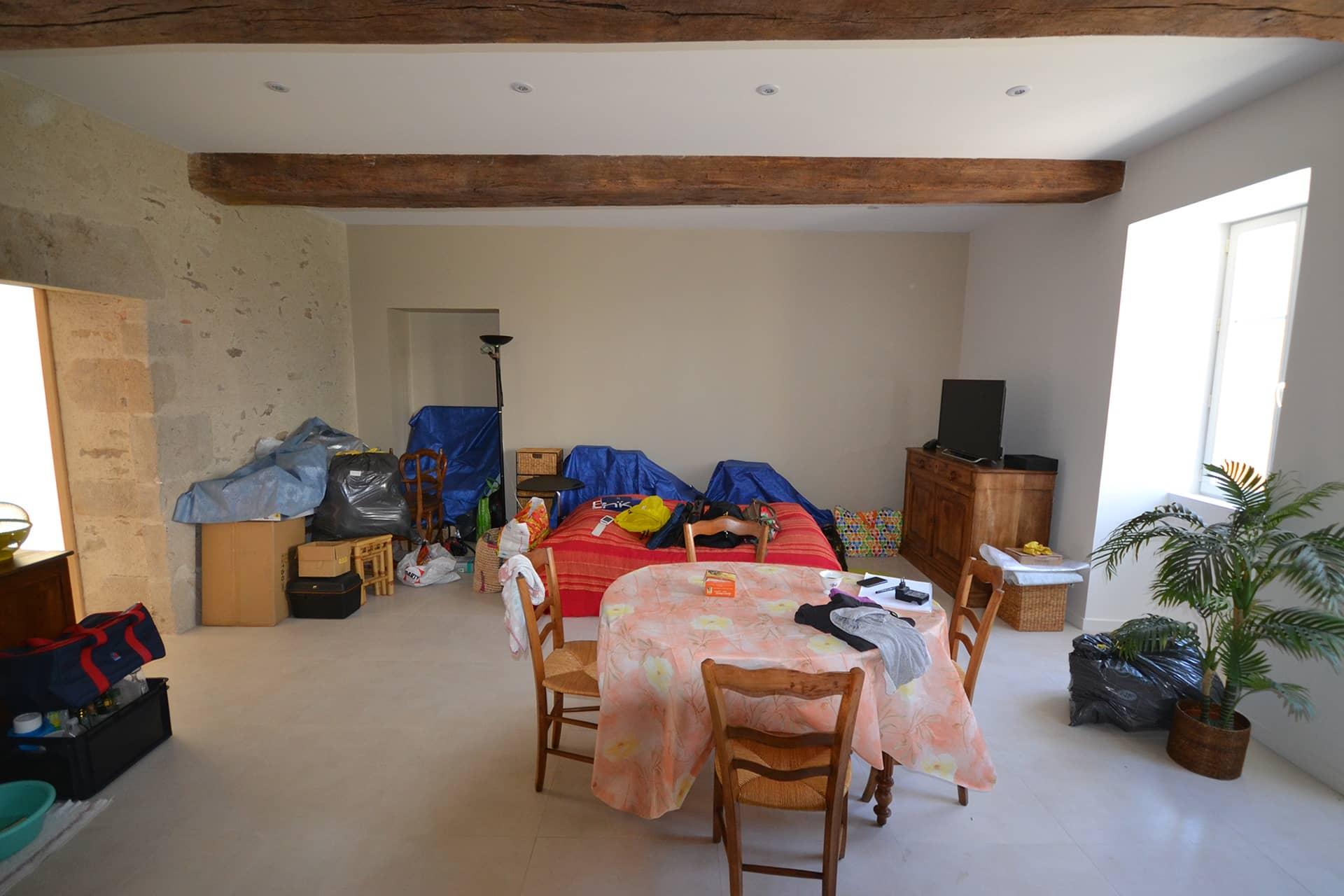 airiau2 - Rénovation d'une maison bourgeoise à Legé (44)