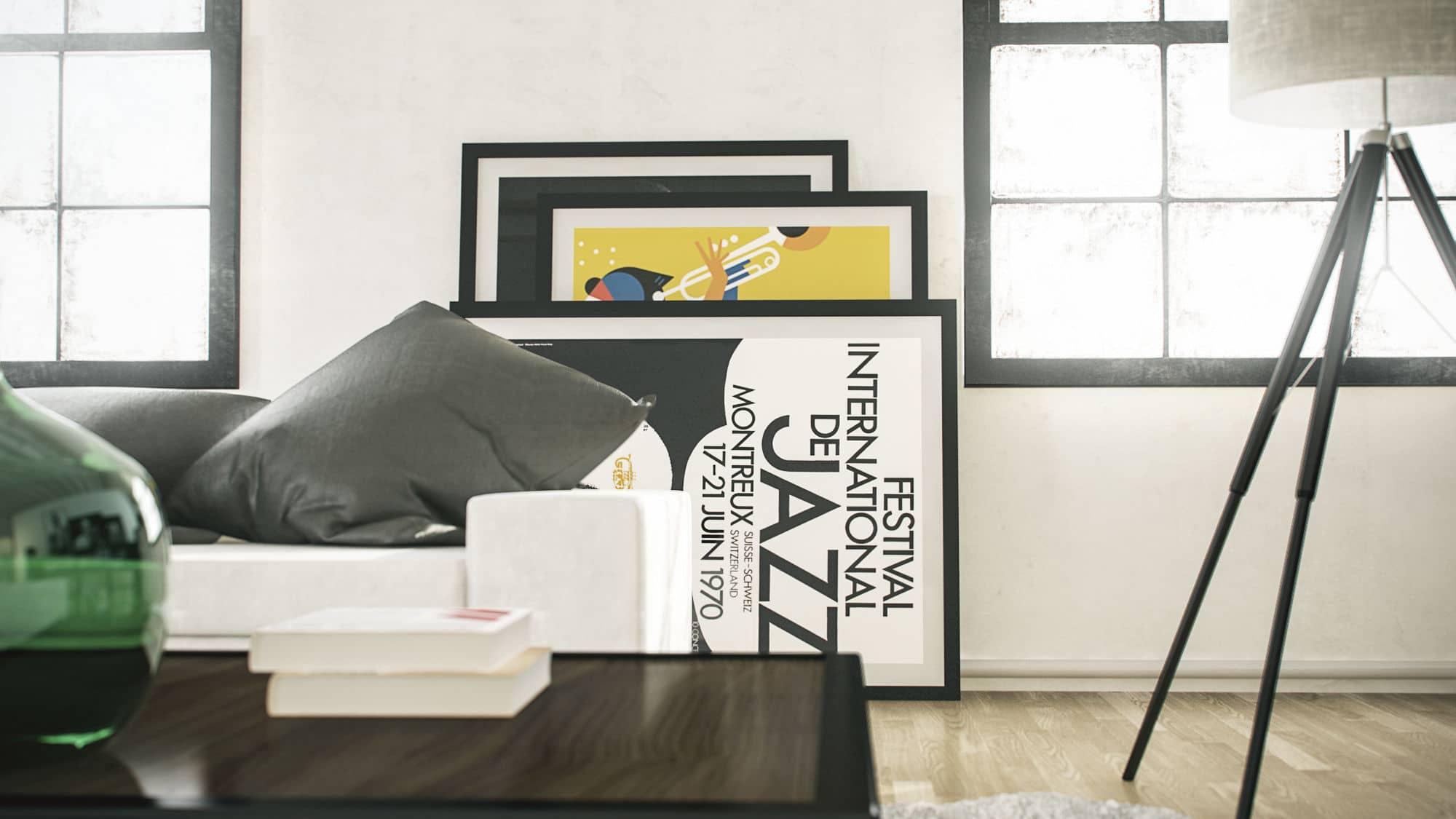 Décoration loft Rezé 44