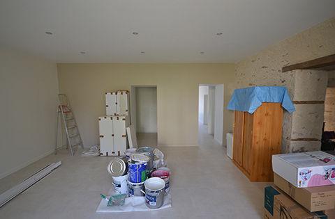 renovation d une maison lege - Rénovation d'une maison bourgeoise à Legé (44)