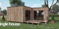 Studios et bureaux indépendants en bois