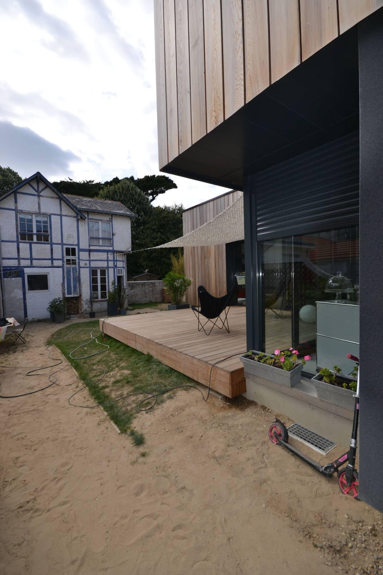 maison passive Pornichet 4