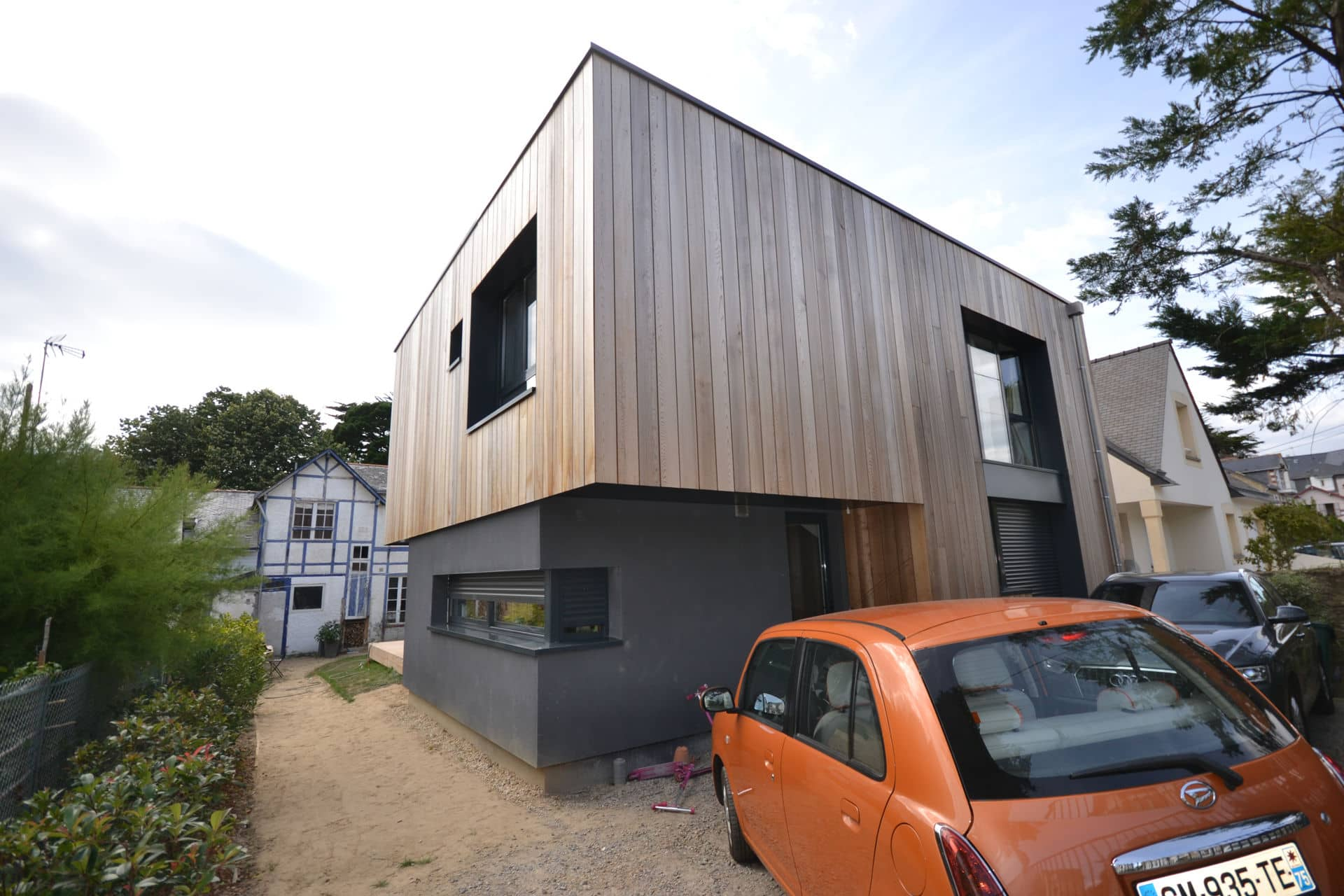 maison passive Pornichet 5