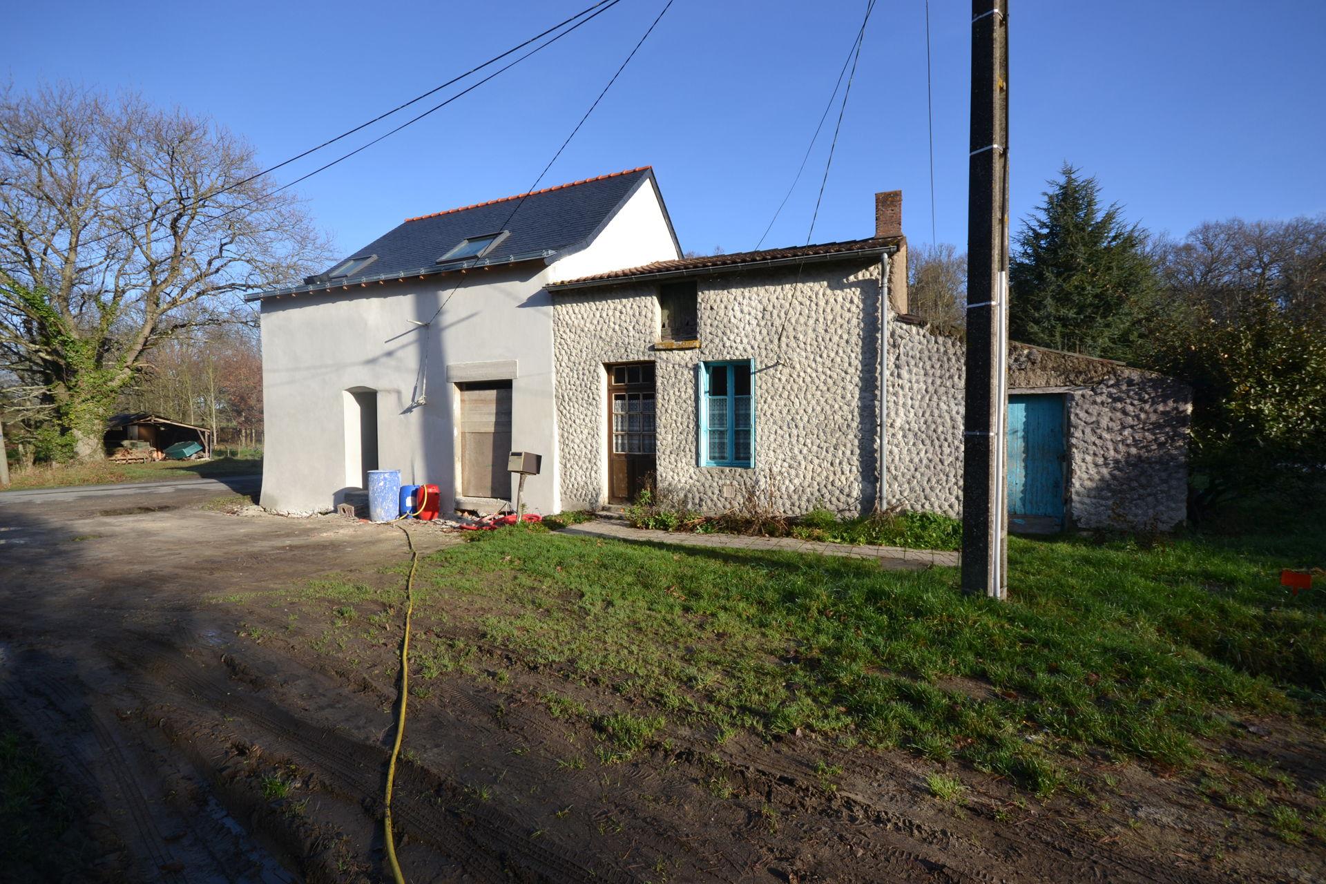 extension et renovation carquefou 44 - Extension et rénovation d'une maison à Carquefou (44)