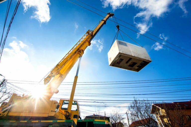 Read more about the article Quel appareil de levage privilégier pour la construction ?
