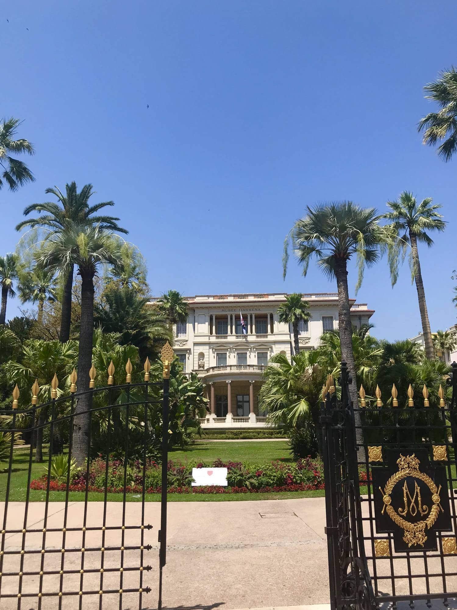 Villa de luxe à Nice