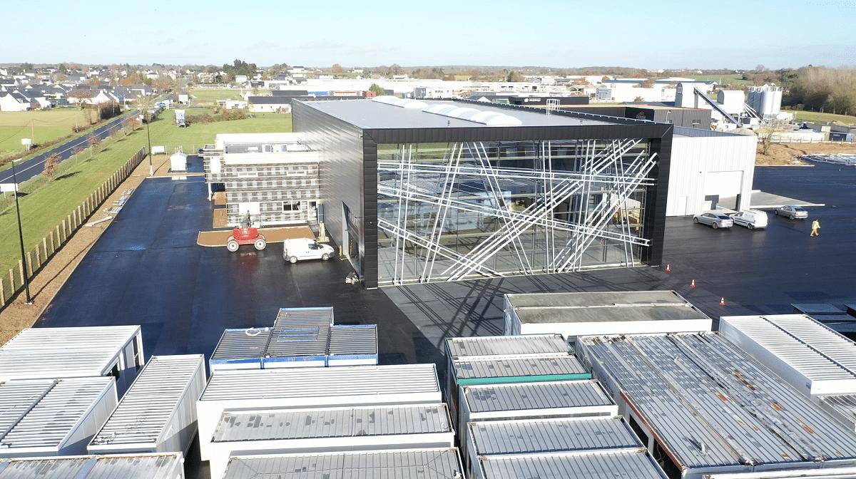 You are currently viewing Le secteur du bâtiment modulaire se met à l'économie circulaire